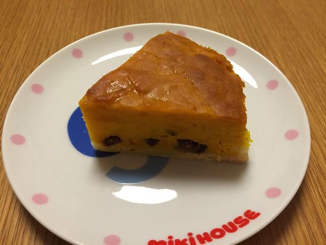 かぼちゃケーキ1