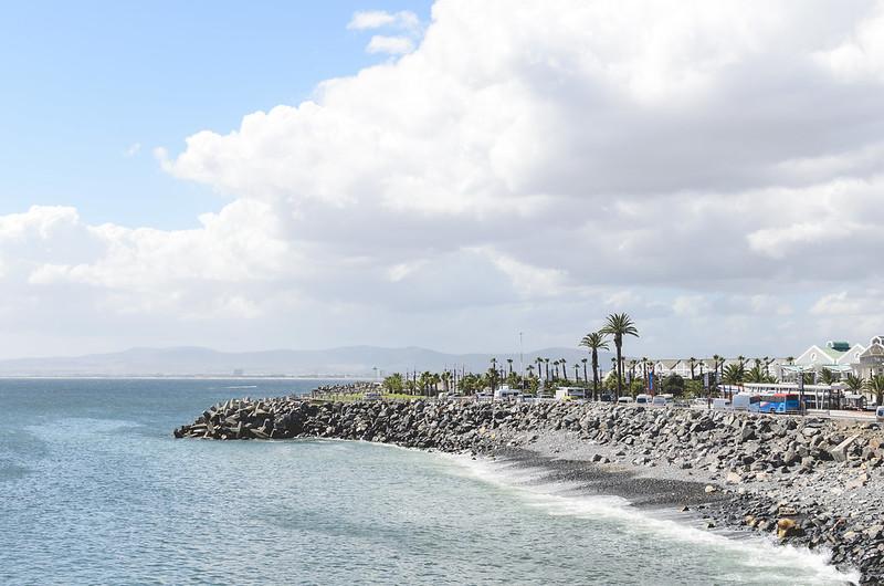 Waterfront Ocean