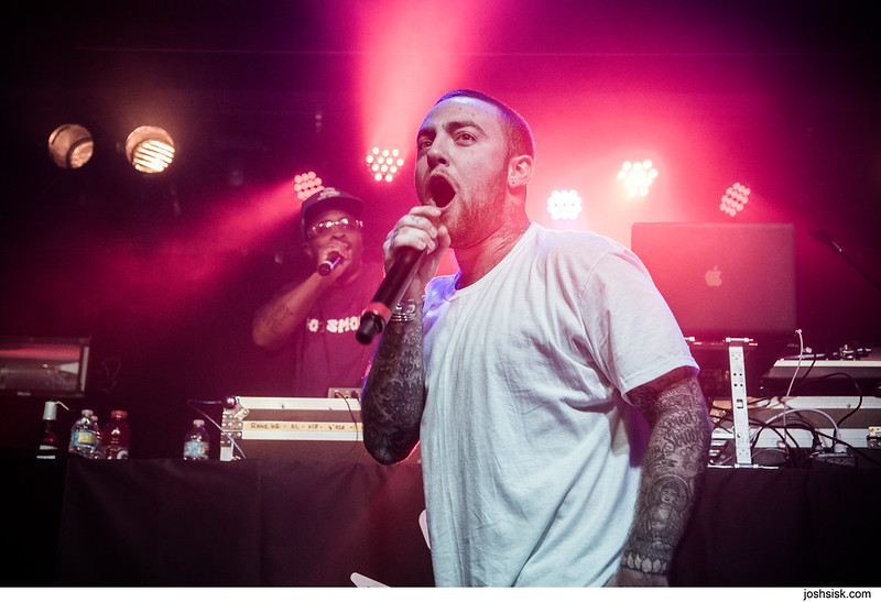 Mac Miller & Soundstage 2015-05-05