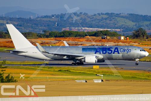 Boeing 767-300F ABSA Cargo PR-ACQ
