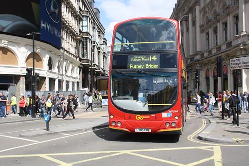 London General WVL168 LX05FBE