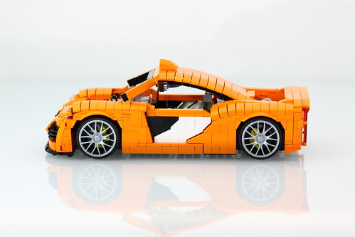 LEGO McLaren RB Competition