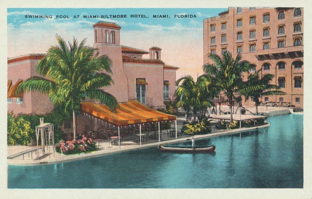 Miami-Biltmore Hotel - Miami, Florida