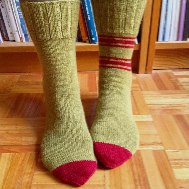 Anzac socks