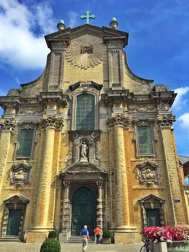 Iglesia de San Pedro y San Pablo en Malinas (Mechelen) - Flandes