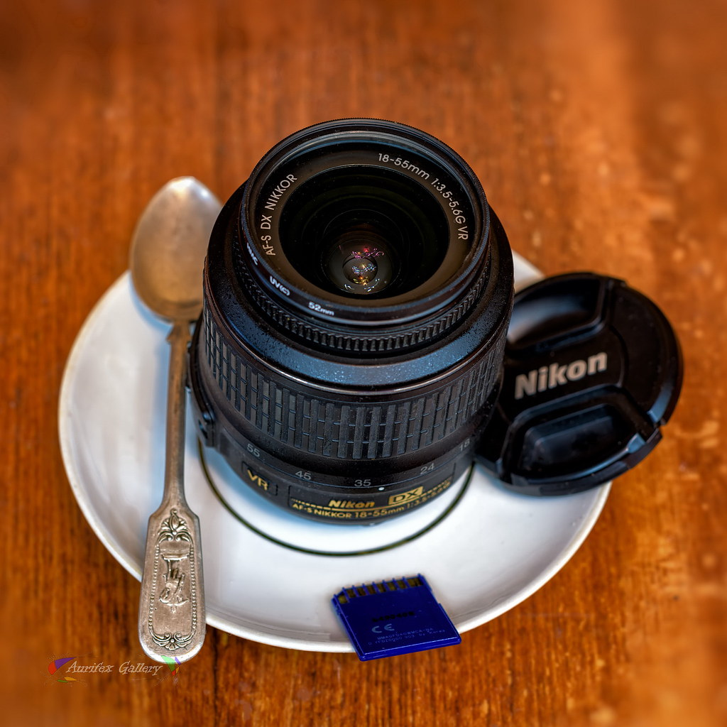 Coffee from Nikon