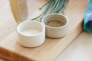 Salt and Pepper Cellars by Culinarium | by Didriks