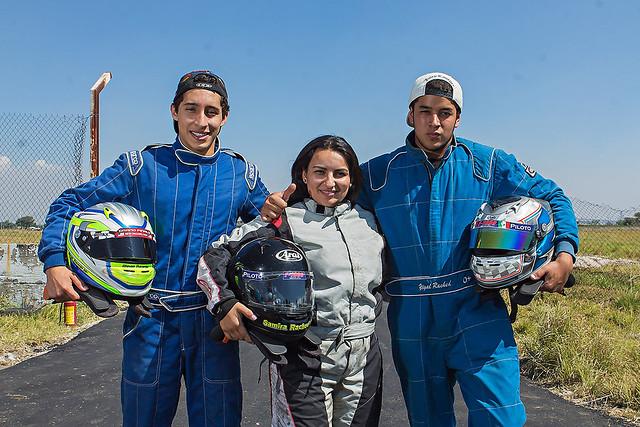 El equipo Rached Motorsports con la mira puesta en SLP