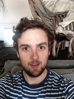 Dillon Hodges selfie
