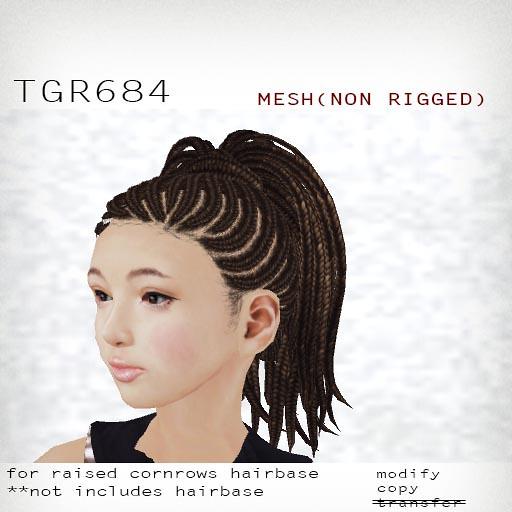 booN TGR684 hair