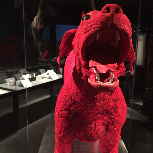 From Animal Inside Out, at the Canadian Museum of Nature