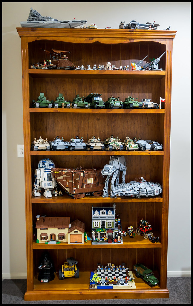LEGO COBI Display