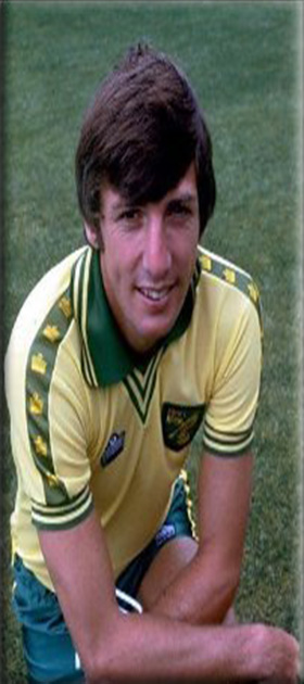 picture of Martin Peters Norwich player