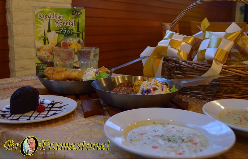 Set Ramadhan Istimewa untuk 2 orang di Fish & Co.