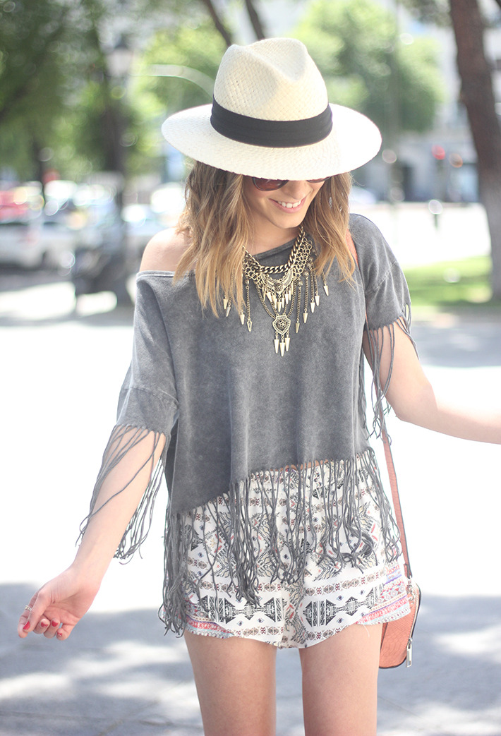 Boho Style Outfit C&A08