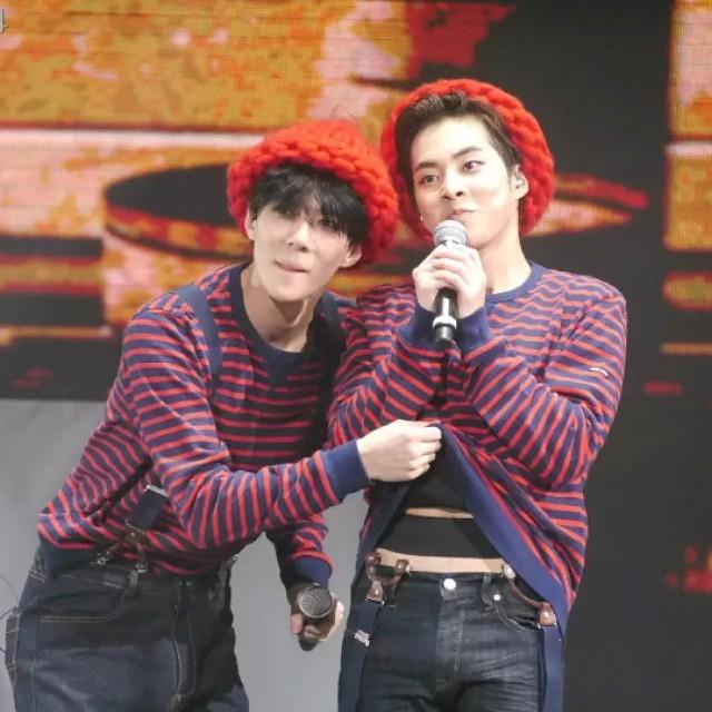 Xiumin And Sehun EXO funny moments | Se...