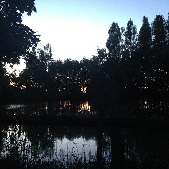 Bonne nuit #campingalaferme #Mayenne