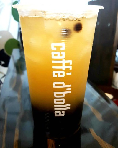 ❄Have a yummy and refreshing lychee bubble tea and beat the heat today!❄