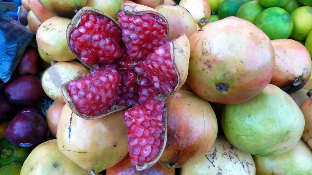 India Tamil Nadu Chennai Pomegranate 47 The Pomegr Flickr