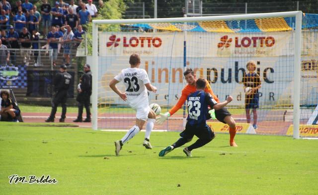 TuS Koblenz  - 1. FC Saarbrücken  0:1 28367755914_4e279732ef_z