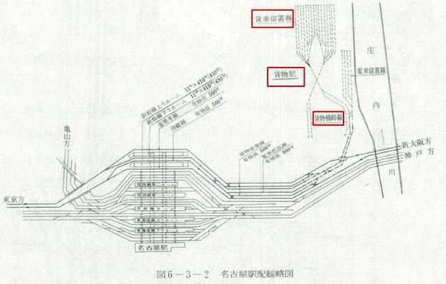 貨物新幹線名古屋駅遺構 (1)