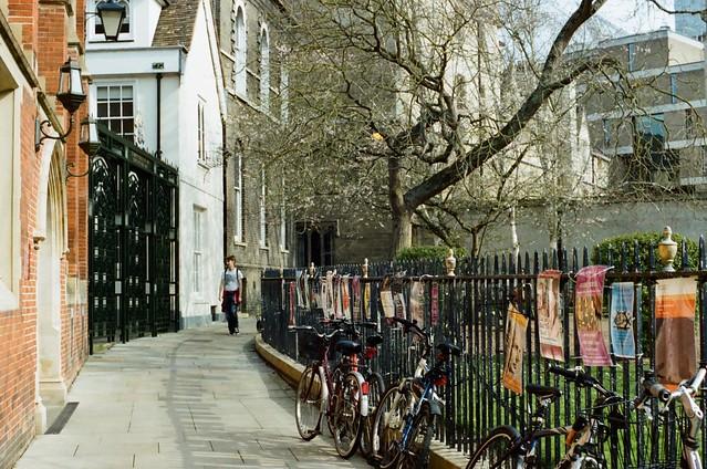 At Cambridge