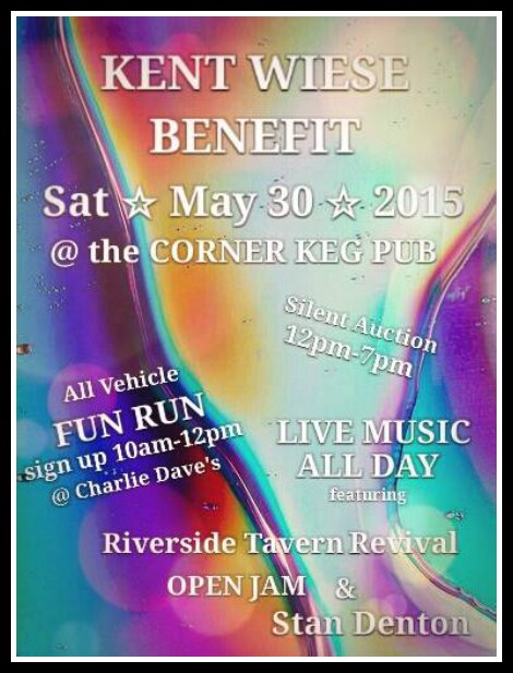Corner Keg Pub 5-30-15