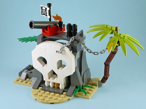 LEGO Pirates 70411 Treasure Island 03