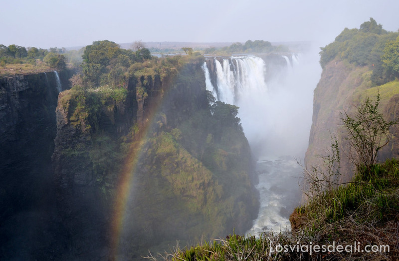 tres semanas en la ruta del okavango