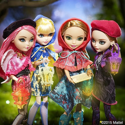Ever after High Through the woods dolls | TheCollectorF ...