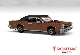Pontiac GTO Hardtop (1966)