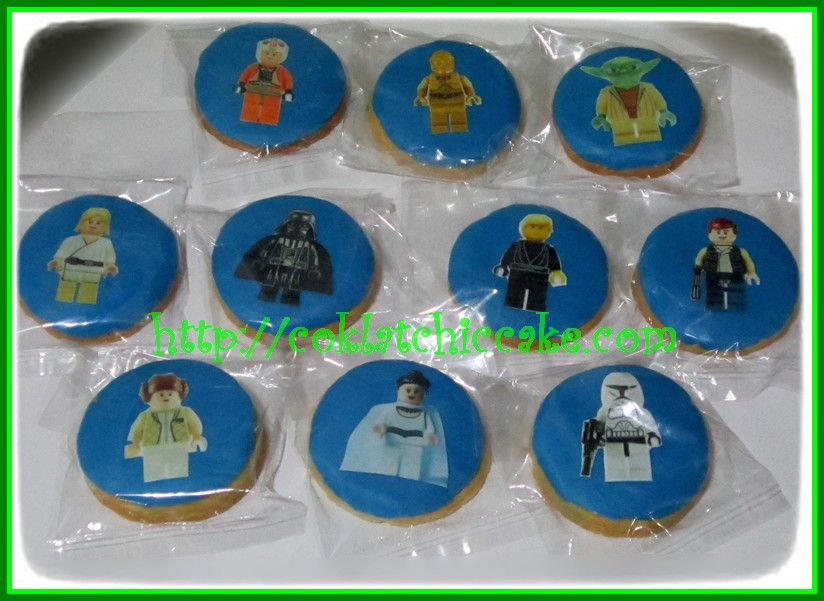 Cookies Star Wars