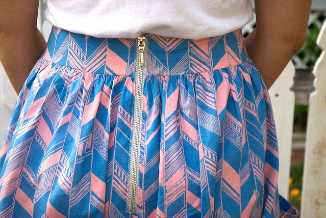 Brumby skirt & tank
