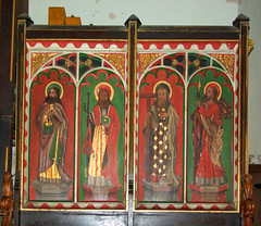 St Jude, St James, St Philip, St Thomas