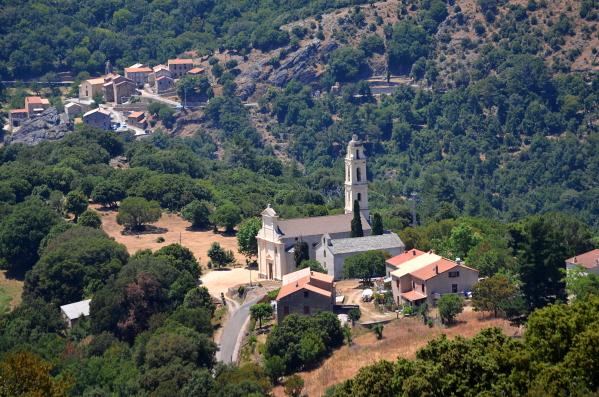 Olmi Cappella, Northern Corsica