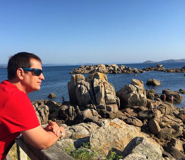 Sele en San Vicente do Mar (O Grove, Galicia)