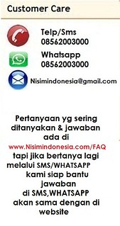 customer service 08562003000 | by saputra.design