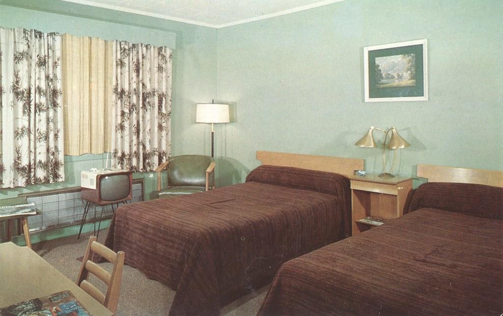 Motel Laval - Montreal, Quebec