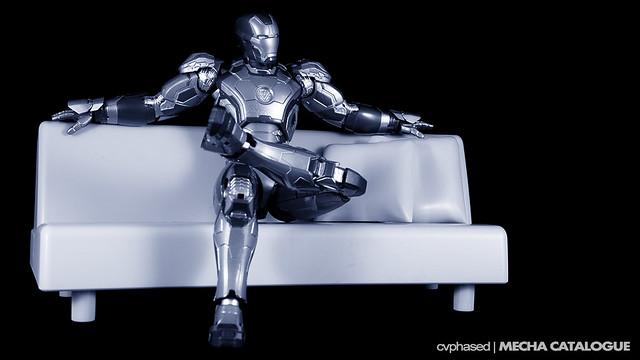 S.H.Figuarts Iron Man Mark 42