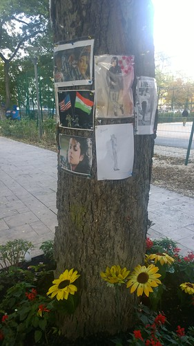 Michael Jackson Memorial Tree, Budapest