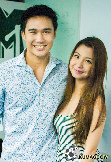 Donnalyn Bartolome Josh Padilla Bam Aquino