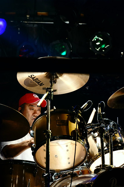 Red & White live at Outbreak, Tokyo, 08 Jun 2015. 023C