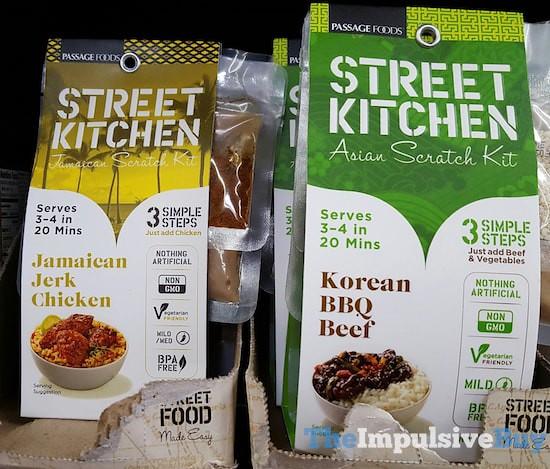 Street Kitchen Passage Foods