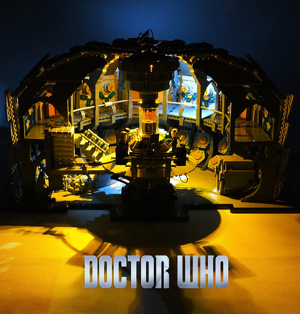 LEGO® Doctor Who: The Twelfth Doctor's TARDIS Interior (Series 9)