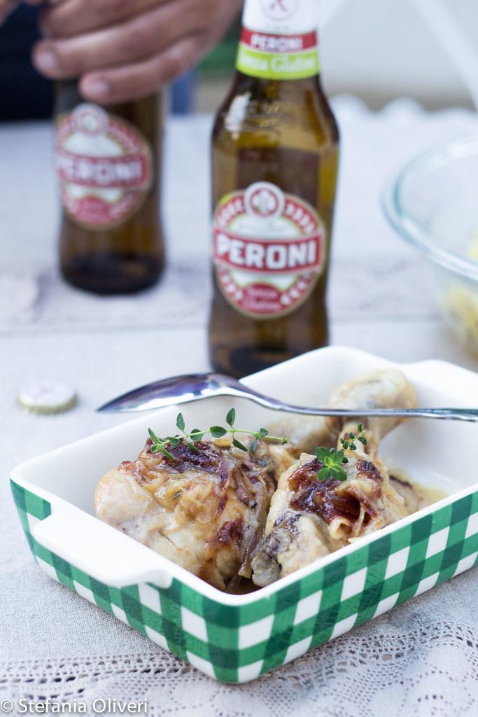 Pollo alla birra senza glutine 7032 - Cardamomo & co
