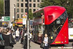 Wrightbus NBFL - LTZ 1415 - LT415 - Stagecoach - 15 - London - 150513 - Steven Gray - IMG_0566