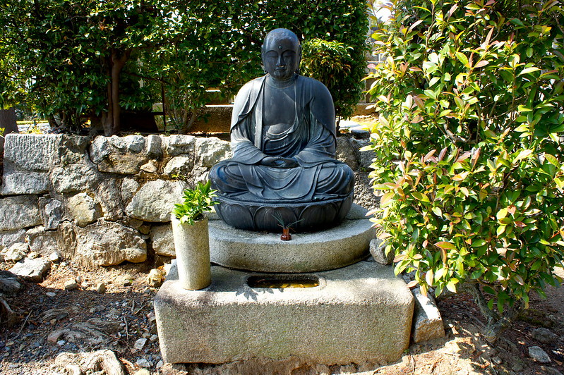 仏像/金戒光明寺(Konkai Komyo-ji Temple / Kyoto City) 2015/03/17