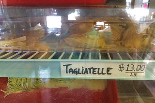 North Beach - Homemade tagliatelle