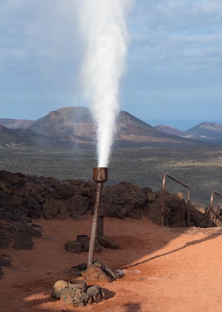 Vulkanaktivität
