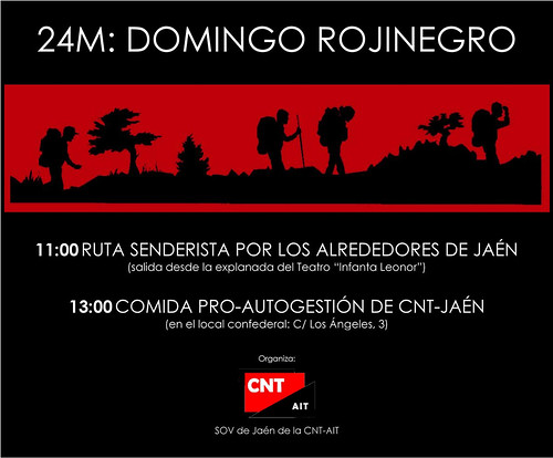 24M: Domingo rojinegro